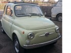 American Cars Legend - FIAT 500